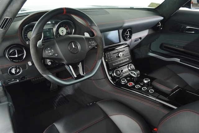 Used 2014 mercedes benz sls amg gt for sale fort for Mercedes benz of fort lauderdale pre owned