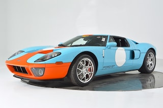 2006 FORD GT HERITAGE EDITION Coupe