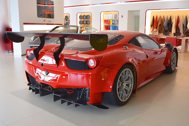 used 2014 ferrari 458 gt3 for sale in fort lauderdale | maserati of