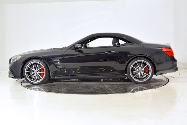 Used 2017 mercedes benz sl63 amg for sale ft lauderdale fl for Mercedes benz of fort lauderdale staff
