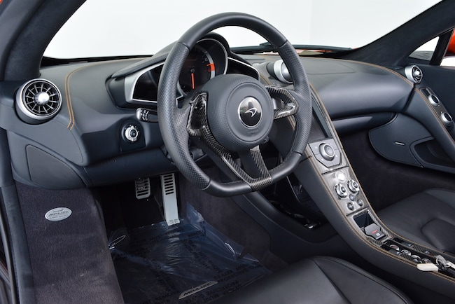 Used 2013 MCLAREN MP4-12C SPIDER For Sale in Fort Lauderdale ...