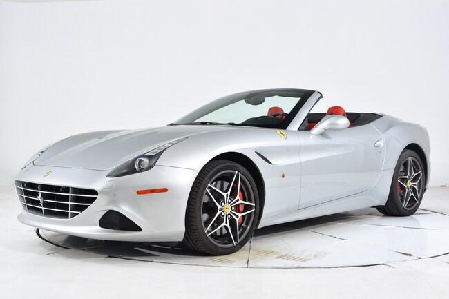 2016 FERRARI CALIFORNIA T Convertible for sale in Fort Lauderdale, FL at Ferrari of Fort Lauderdale