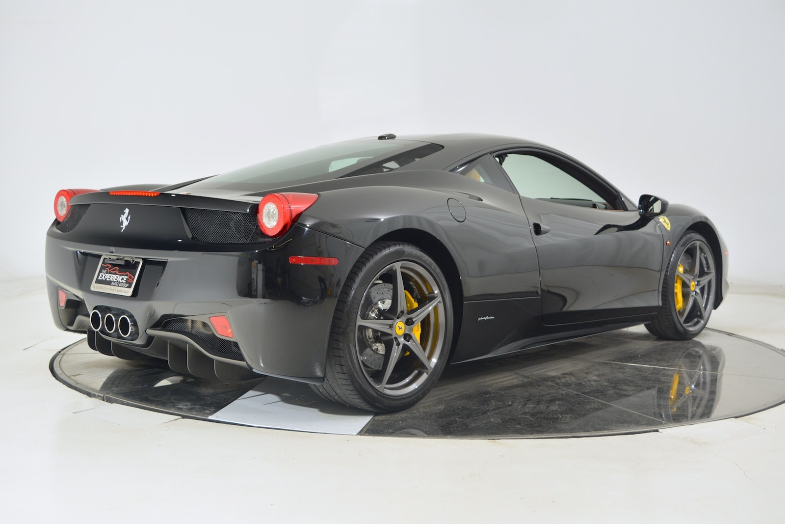 used 2010 ferrari 458 italia for sale fort lauderdale fl. Black Bedroom Furniture Sets. Home Design Ideas
