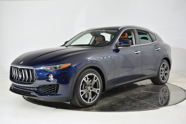 2017 MASERATI LEVANTE S SUV for sale in Fort Lauderdale, FL at Maserati of Fort Lauderdale