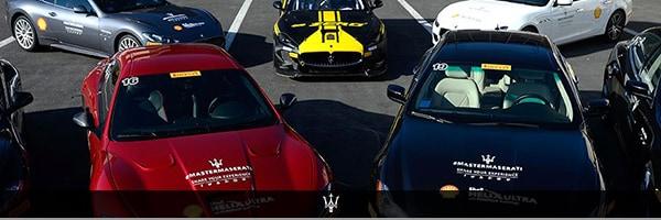 Master Maserati in USA