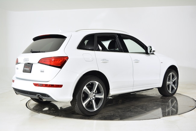 used 2016 audi q5 3 0t quattro for sale in fort lauderdale maserati of fort lauderdale stock. Black Bedroom Furniture Sets. Home Design Ideas