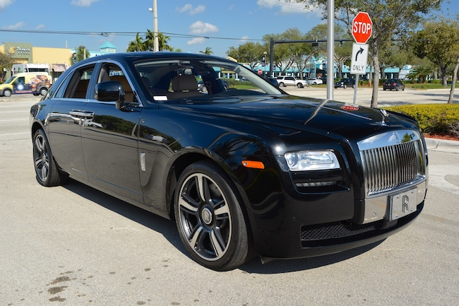 used 2010 rolls royce ghost for sale in fort lauderdale maserati of fort lauderdale stock fc1065. Black Bedroom Furniture Sets. Home Design Ideas