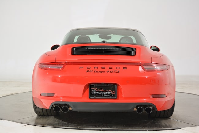 Used 2016 Porsche 911 Targa 4 Gts For Sale In Fort Lauderdale