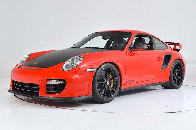 2011 PORSCHE 911 GT2 RS Coupe for sale in Fort Lauderdale, FL at Ferrari of Fort Lauderdale