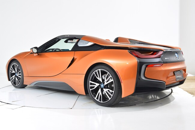 Used 2019 Bmw I8 Roadster For Sale In Fort Lauderdale Maserati Of
