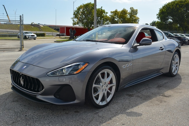 2018 MASERATI GT SPORT Coupe for sale in Fort Lauderdale, FL at Maserati of Fort Lauderdale