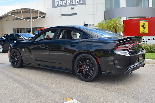 used 2015 dodge charger srt hellcat for sale in fort. Black Bedroom Furniture Sets. Home Design Ideas