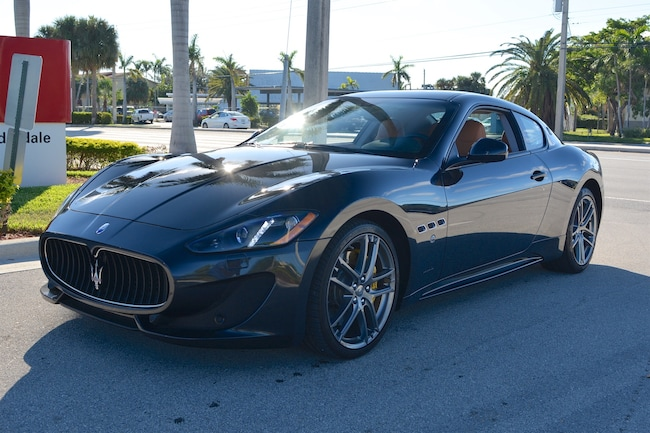 2016 MASERATI GT SPORT Coupe for sale in Fort Lauderdale, FL at Maserati of Fort Lauderdale
