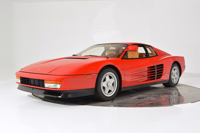 1986 FERRARI TESTAROSSA Coupe for sale in Fort Lauderdale, FL at Ferrari of Fort Lauderdale
