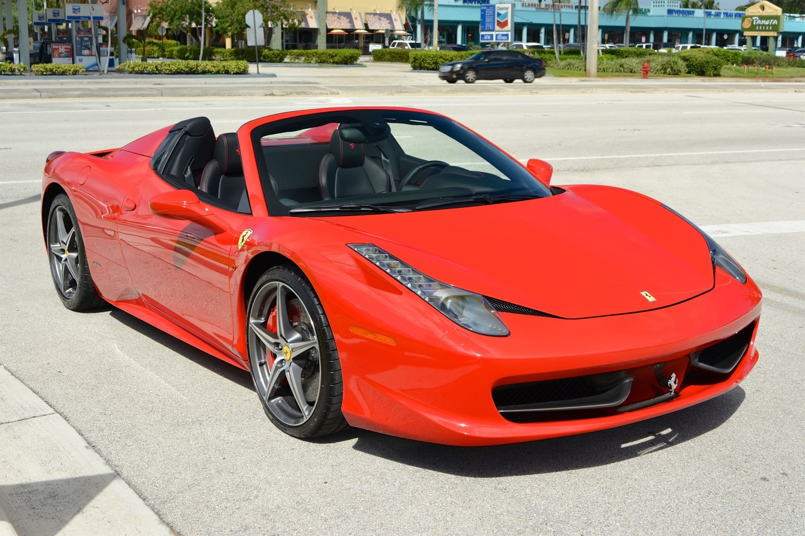 Used 2015 Ferrari 458 Spider For Sale Plainview Nyc Ny