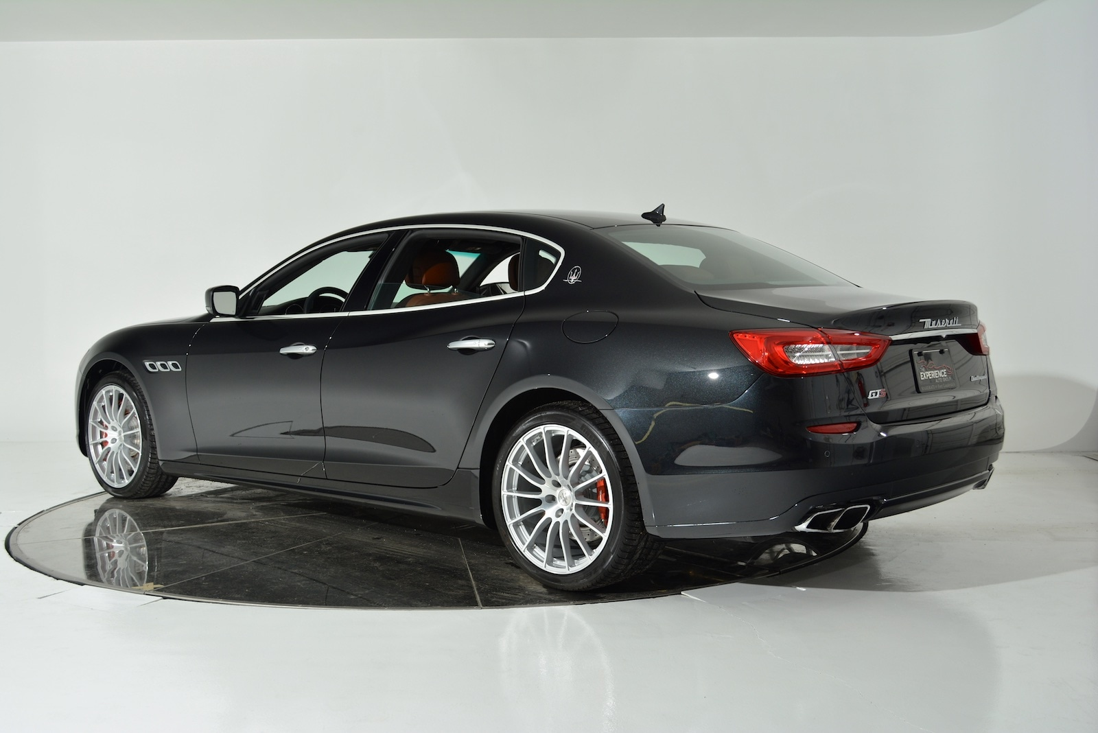 new 2015 maserati quattroporte gts for sale fort lauderdale fl vin zam56ppa2f1135846. Black Bedroom Furniture Sets. Home Design Ideas