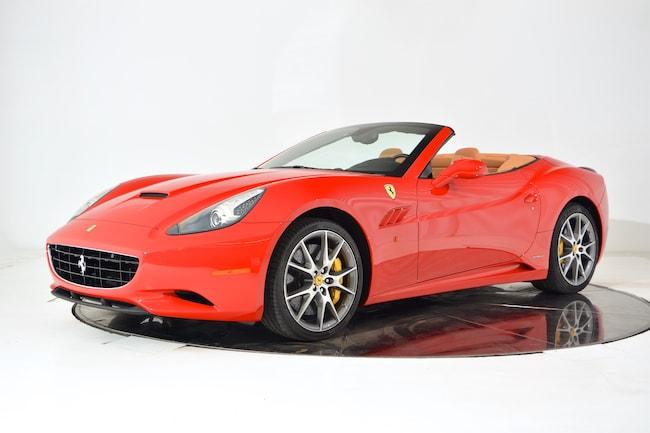 2014 FERRARI CALIFORNIA Convertible for sale in Fort Lauderdale, FL at Ferrari of Fort Lauderdale