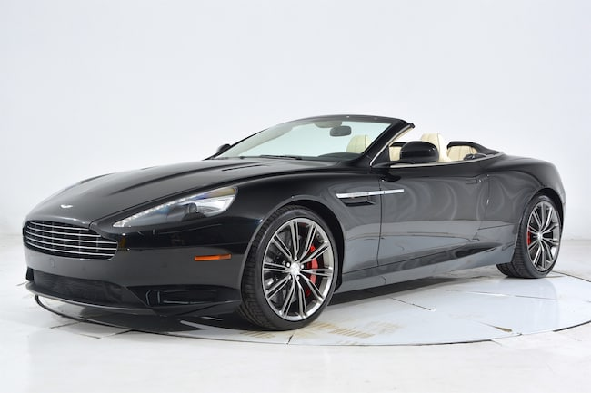Used 2012 Aston Martin Virage Volante For Sale In Fort Lauderdale
