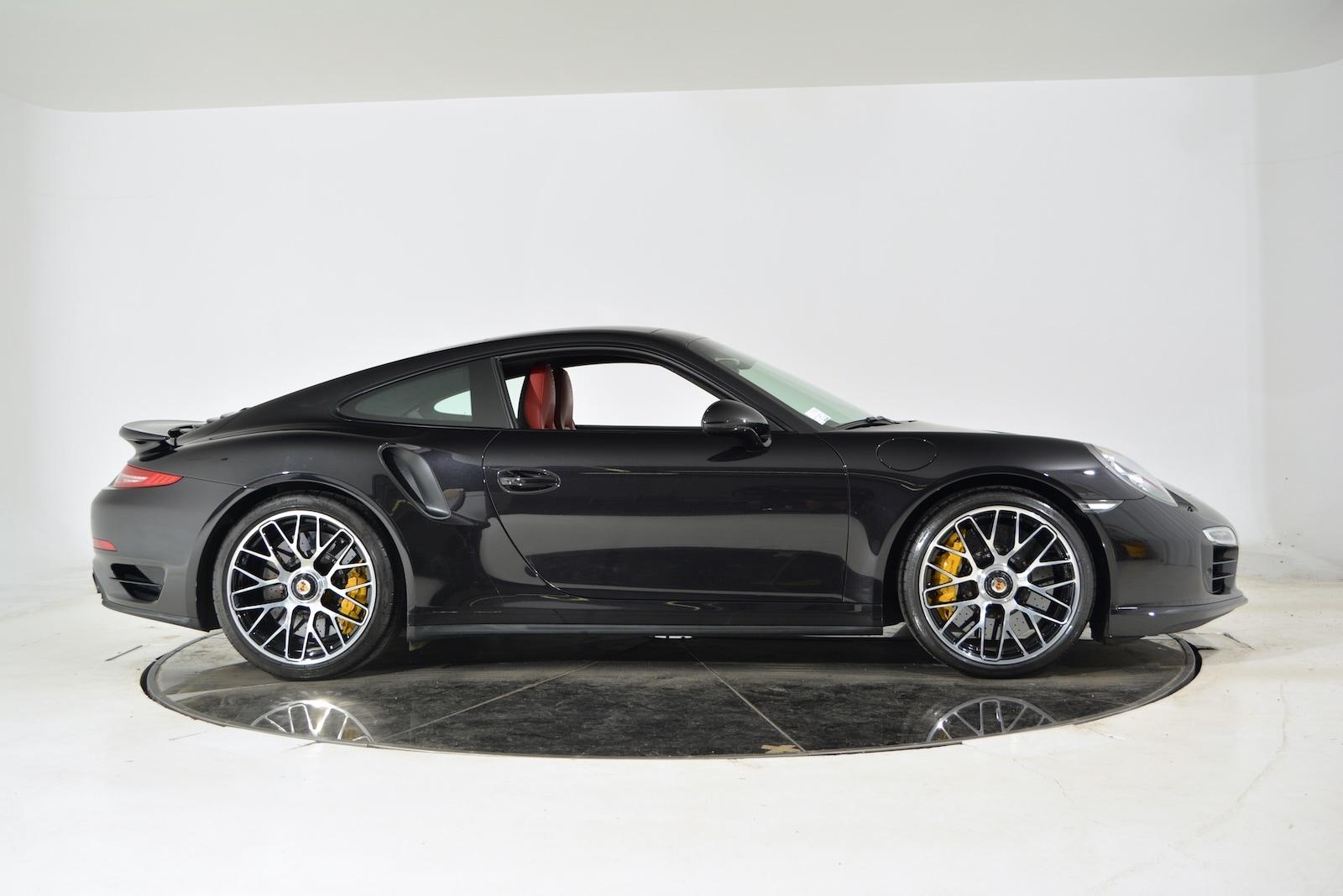 2014 porsche 911 turbo s coupe for sale in fort lauderdale fl at maserati of - Porsche 911 2014 Black