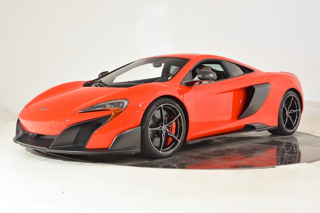 2016 MCLAREN 675LT Coupe for sale in Fort Lauderdale, FL at Ferrari of Fort Lauderdale