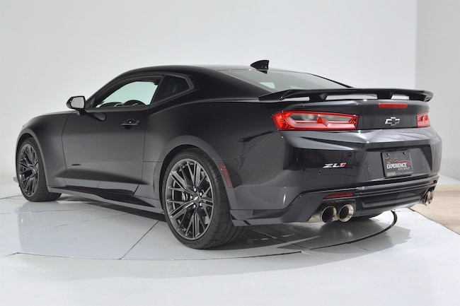 used 2017 chevrolet camaro zl1 for sale ft lauderdale fl. Black Bedroom Furniture Sets. Home Design Ideas