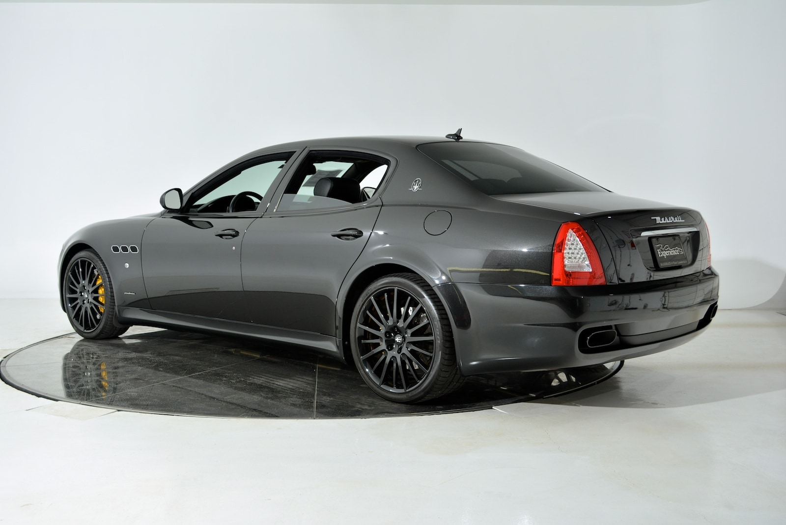 used 2012 maserati quattroporte sport gt s for sale fort lauderdale fl. Black Bedroom Furniture Sets. Home Design Ideas