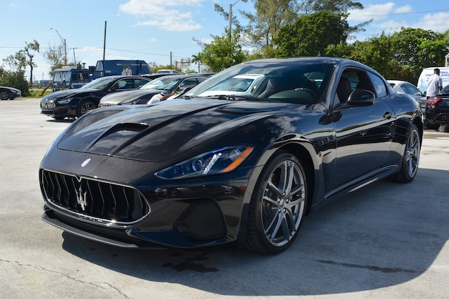 2018 MASERATI GT MC Coupe for sale in Fort Lauderdale, FL at Maserati of Fort Lauderdale