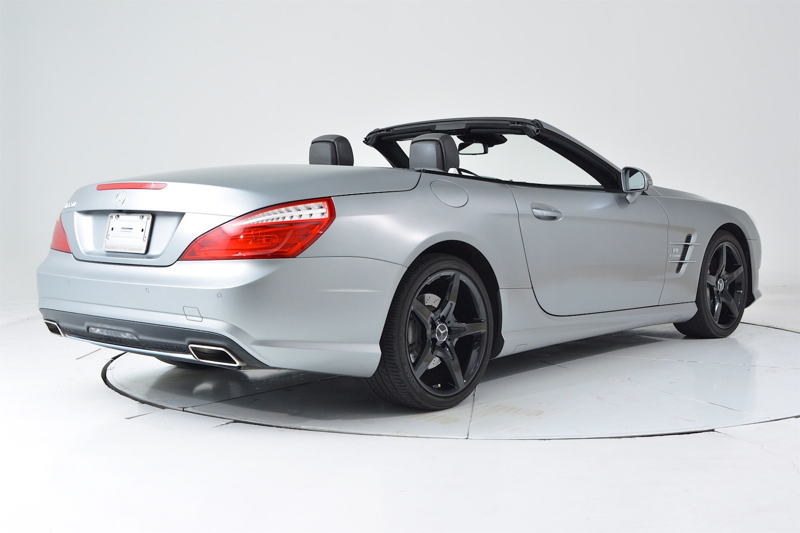 ... 2014 MERCEDES BENZ SL550 Convertible For Sale In Fort Lauderdale, FL At  Maserati Of ...