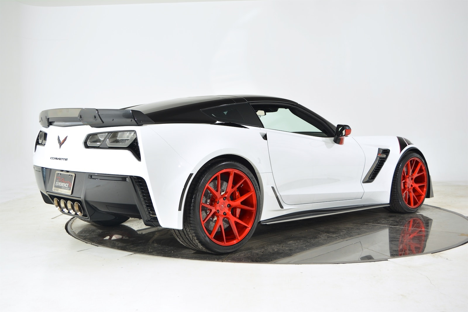 used 2016 chevrolet corvette z06 for sale fort lauderdale fl. Black Bedroom Furniture Sets. Home Design Ideas