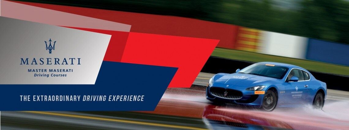2017 Master Maserati Driving Experience