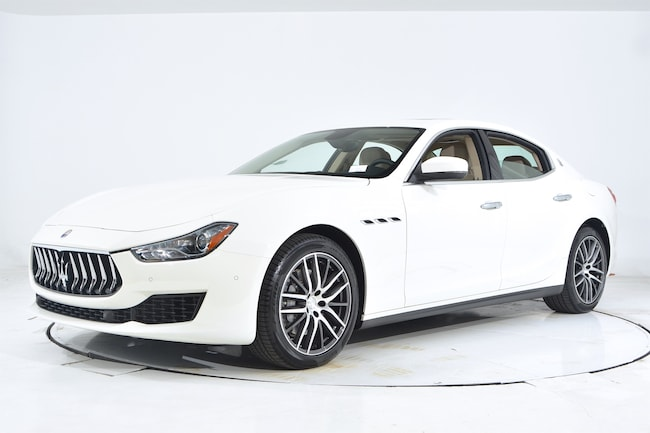 2019 MASERATI GHIBLI Sedan for sale in Fort Lauderdale, FL at Maserati of Fort Lauderdale