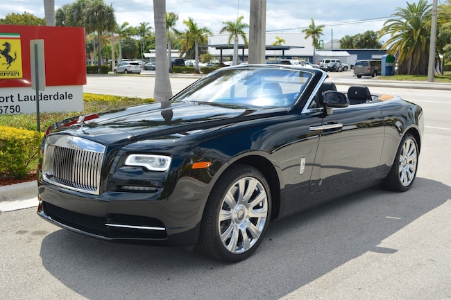 used 2017 rolls-royce dawn for sale in fort lauderdale | maserati of
