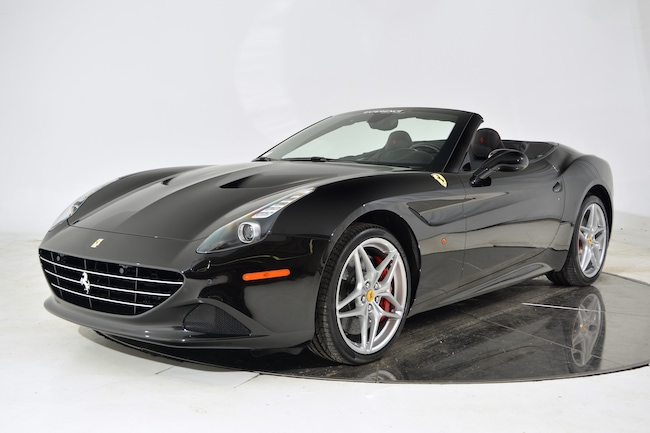 2016 FERRARI CALIFORNIA T Convertible for sale in Fort Lauderdale, FL at Maserati of Fort Lauderdale