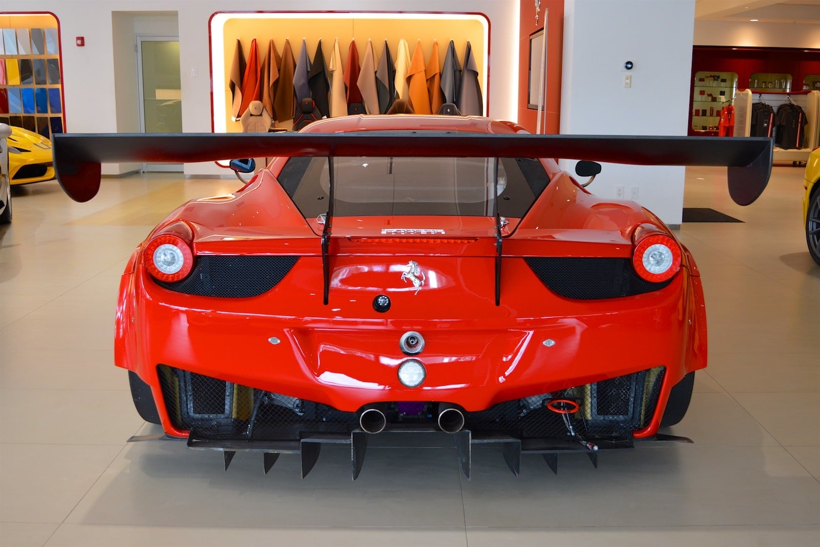 Charming ... 2014 FERRARI 458 GT3 Coupe For Sale In Fort Lauderdale, FL At Maserati  Of Fort ...