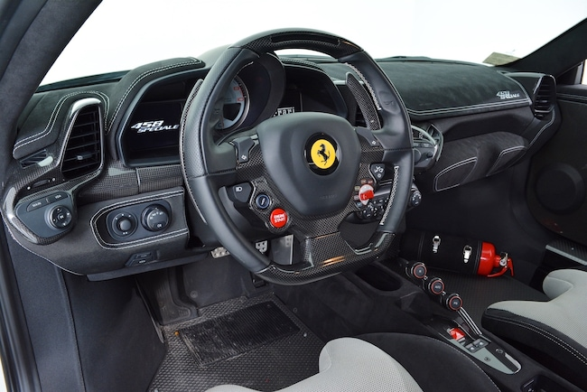 Used 2015 Ferrari 458 Speciale For Sale In Fort Lauderdale