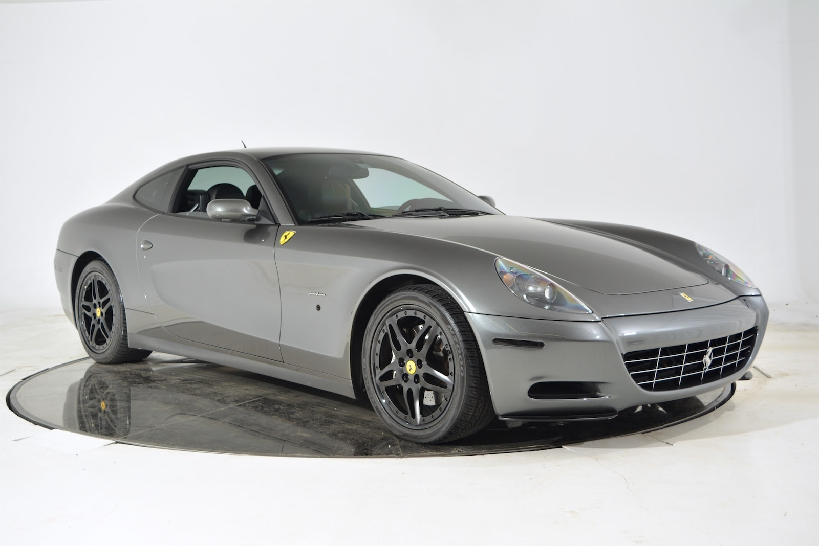 used 2006 ferrari 612 scaglietti f1 for sale fort. Black Bedroom Furniture Sets. Home Design Ideas