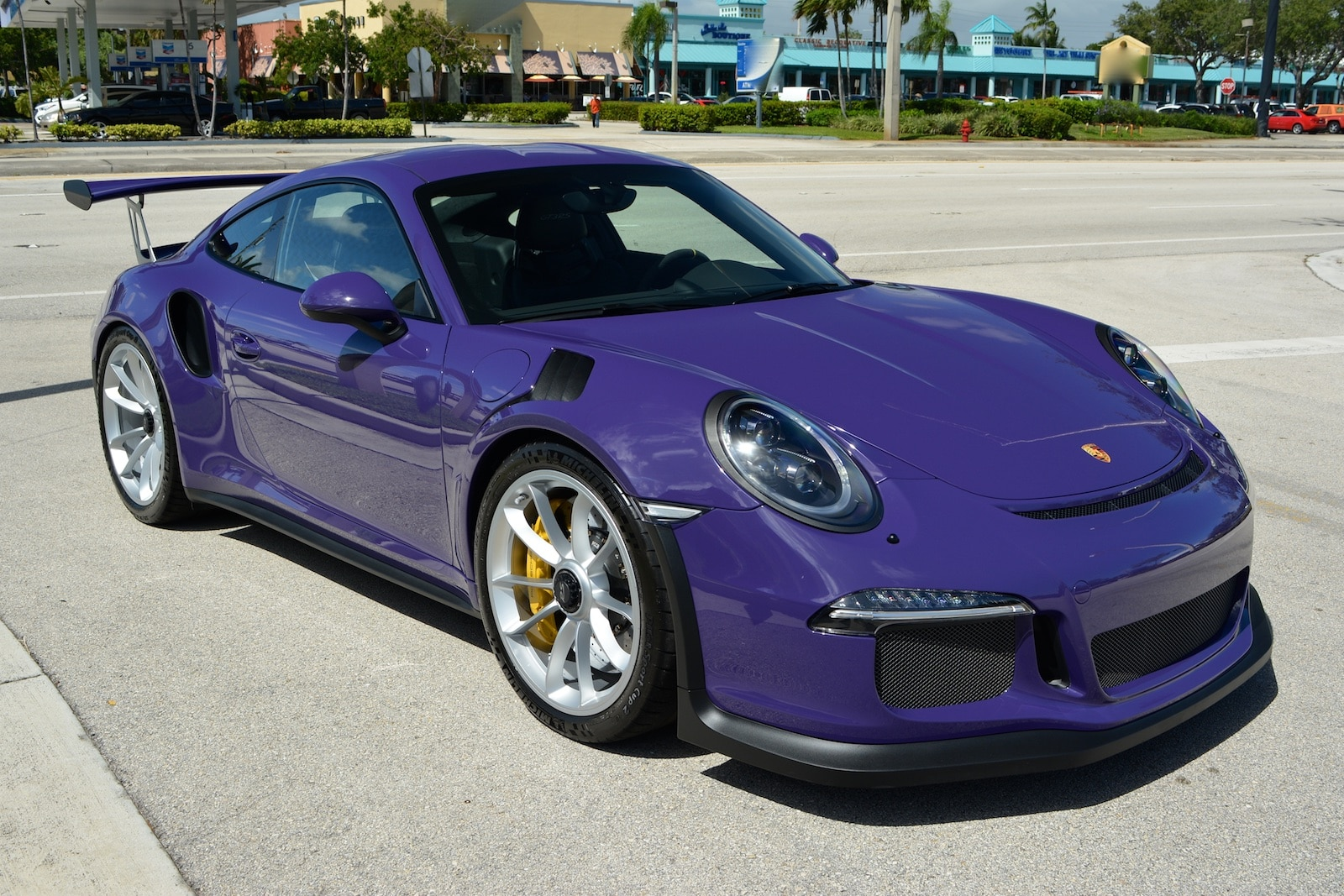 used 2016 porsche 911 gt3 rs for sale fort lauderdale fl. Black Bedroom Furniture Sets. Home Design Ideas