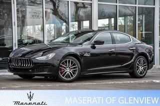 2021 Maserati Ghibli S Q4 Sedan