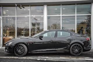 2021 Maserati Ghibli Trofeo Sedan
