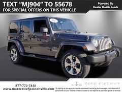 2016 Jeep Wrangler Unlmted Sahara