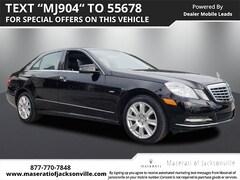 2012 Mercedes-Benz E350 Luxury