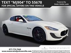 2016 Maserati Gran Turismo Sport