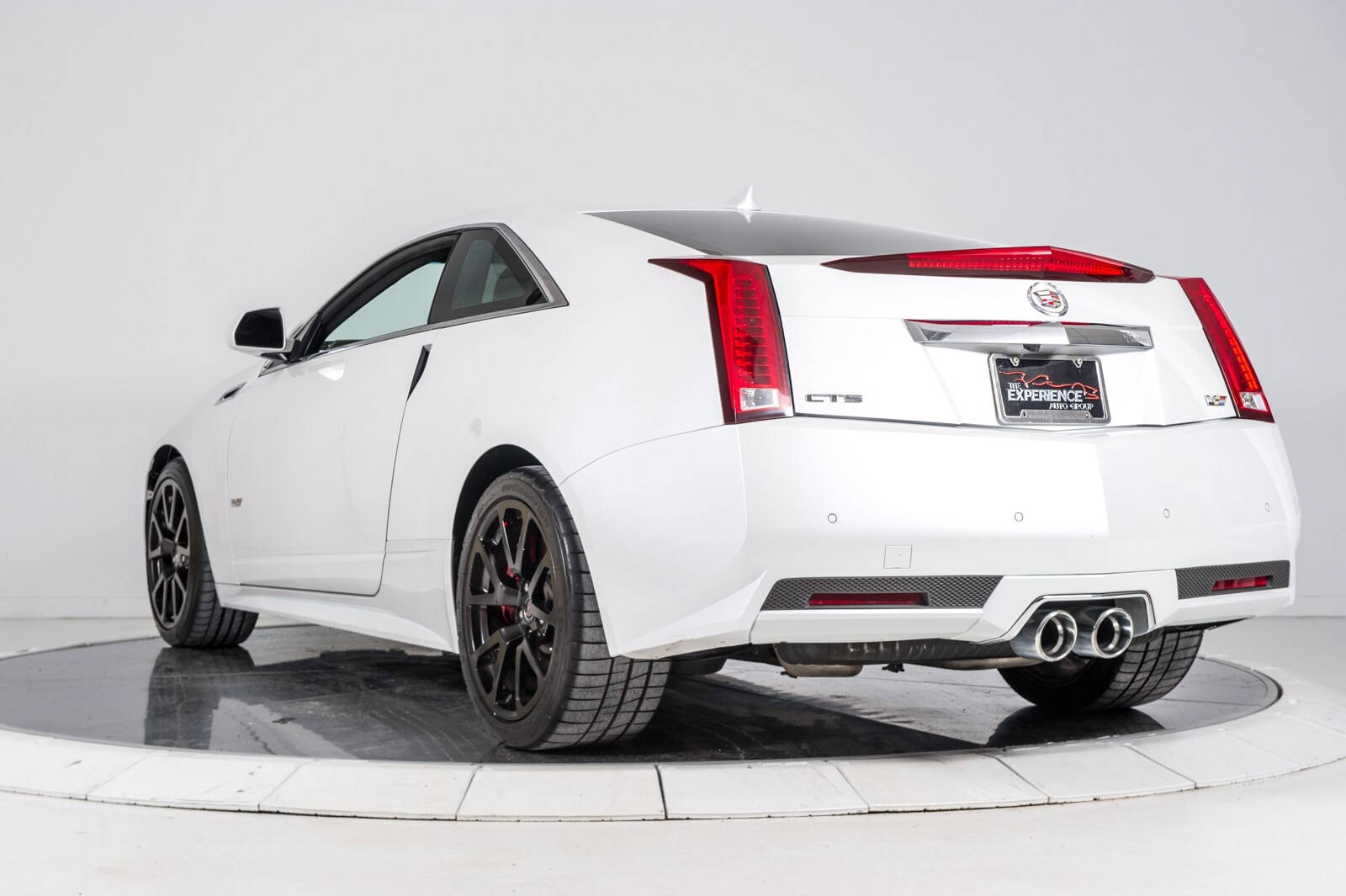used 2015 cadillac cts v coupe for sale fort lauderdale fl. Black Bedroom Furniture Sets. Home Design Ideas
