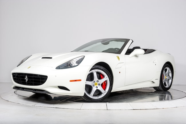 Used 2014 Ferrari California For Sale Plainview Near Long Island