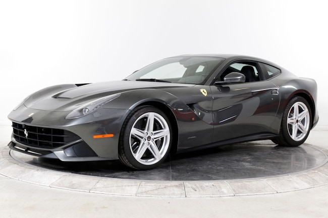 2015 FERRARI F12 BERLINETTA Car for sale in Plainview, NY at Maserati of Long Island