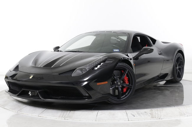 2015 FERRARI 458 SPECIALE Car for sale in Plainview, NY at Maserati of Long Island