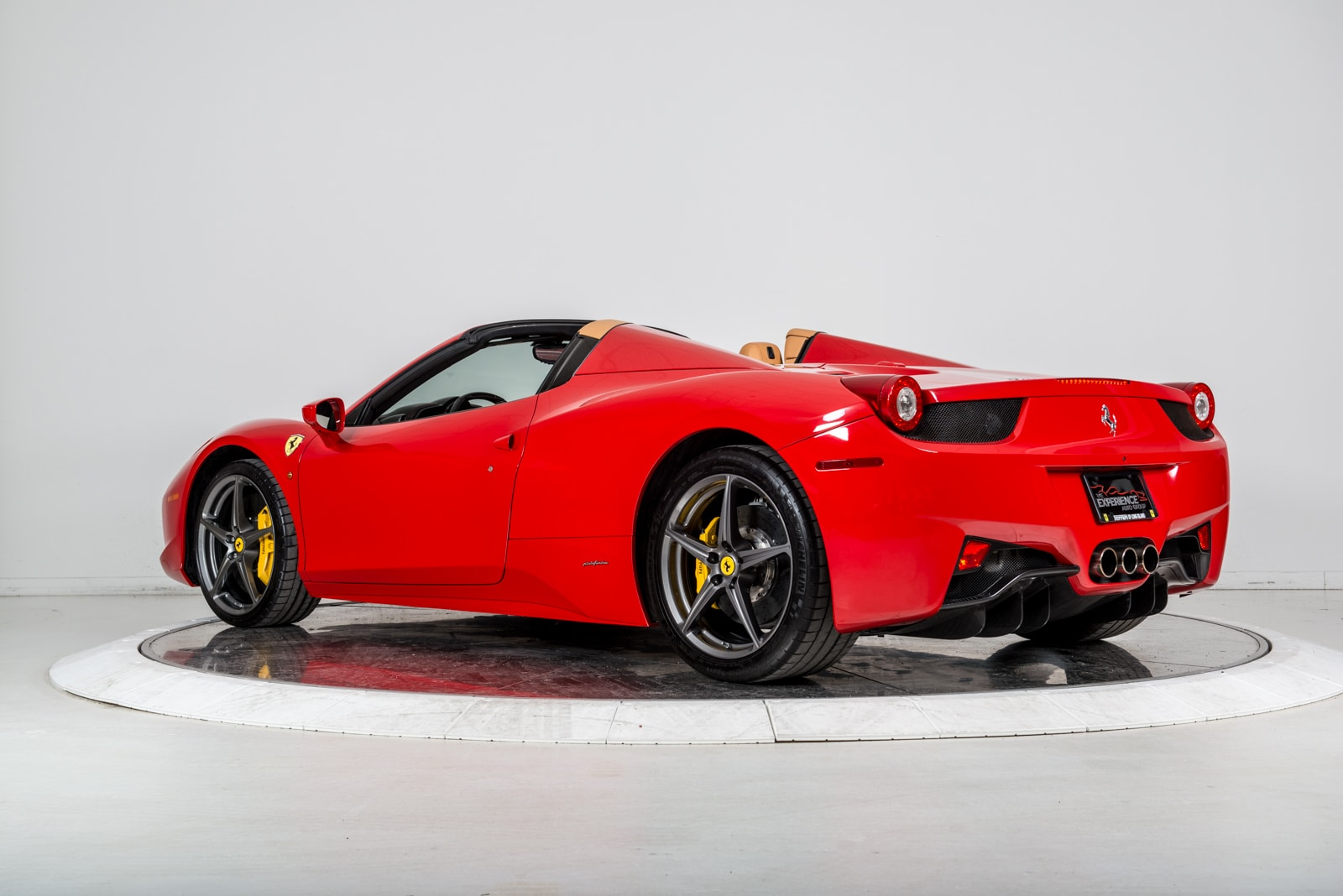 ... 2014 FERRARI 458 SPIDER Convertible For Sale In Plainview, NY At  Maserati Of Long Island ...