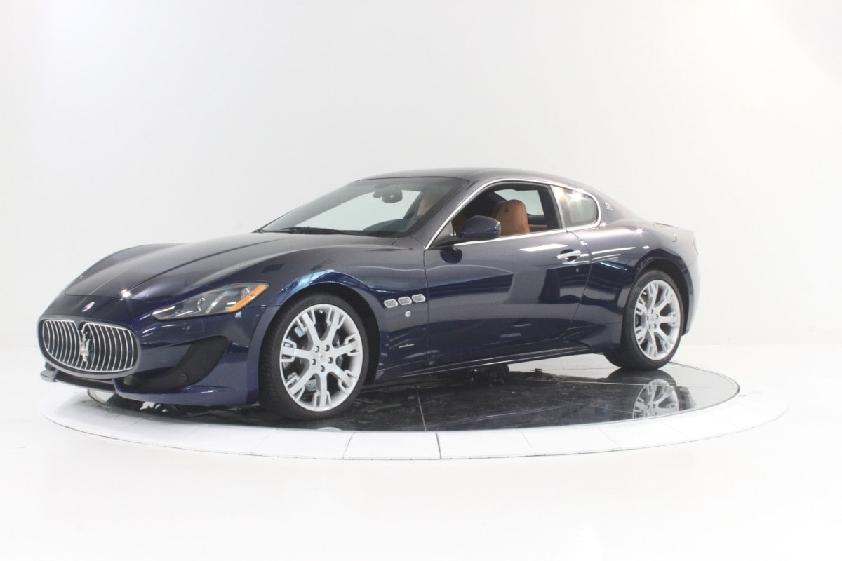 2013 MASERATI GT SPORT Coupe