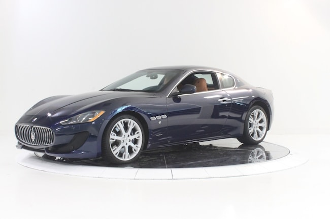 2013 MASERATI GT SPORT Coupe for sale in Plainview, NY at Maserati of Long Island