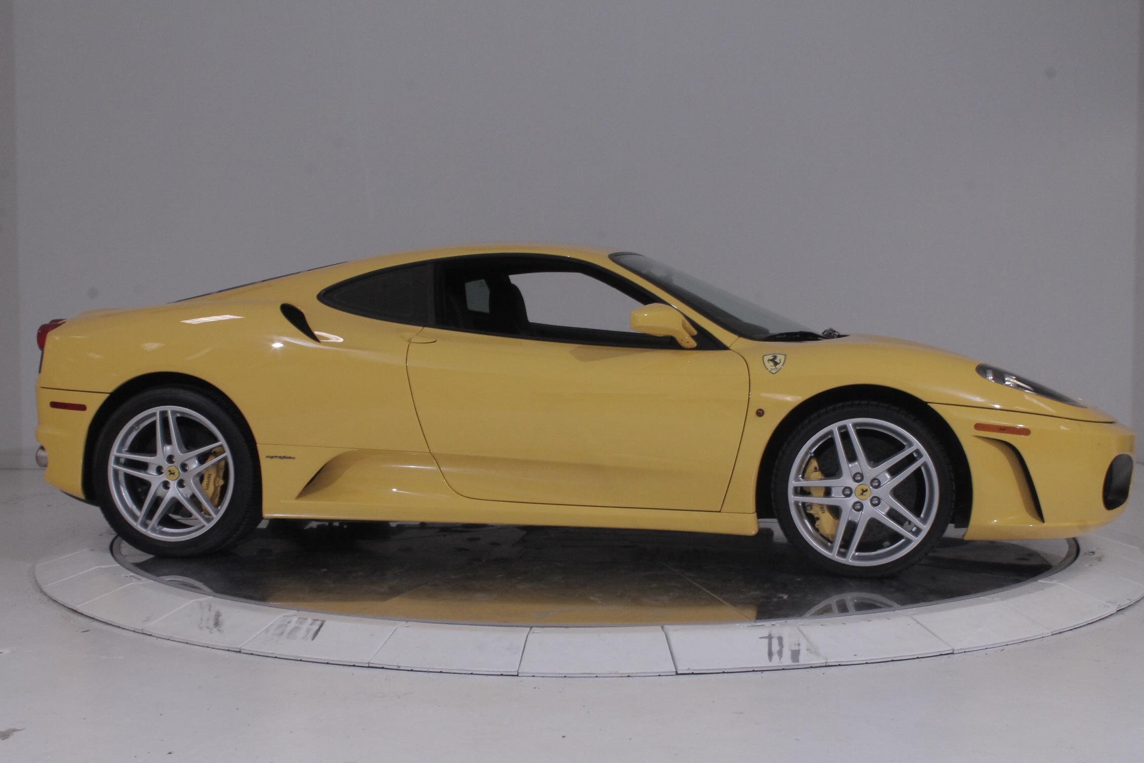 2009 ferrari f430 berlinetta f1
